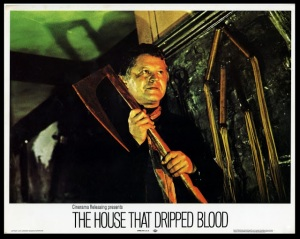 peter cushing house that dripped 2