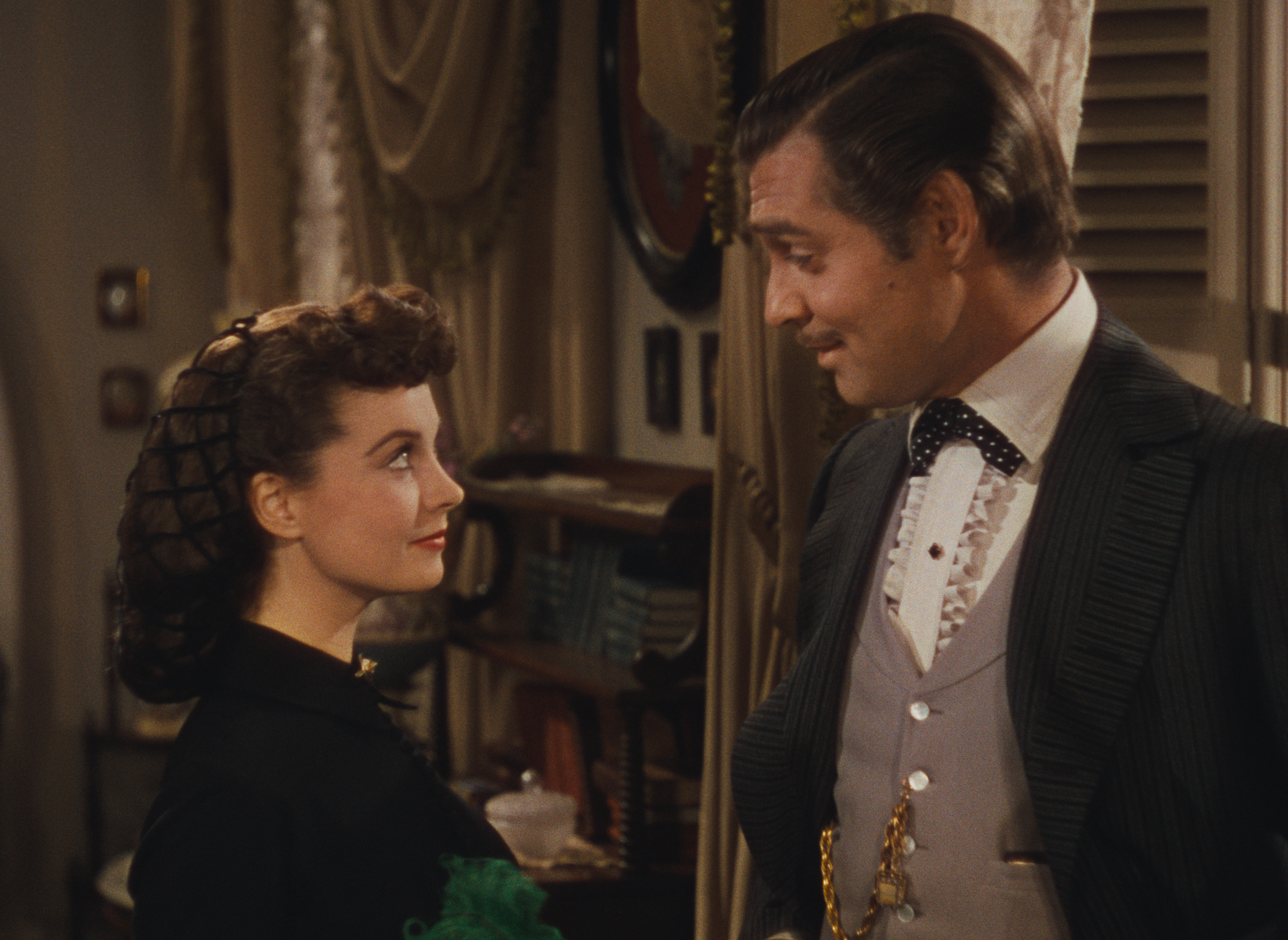 Gone with the wind united states 1939 high tea dreams for Who played scarlett in gone with the wind