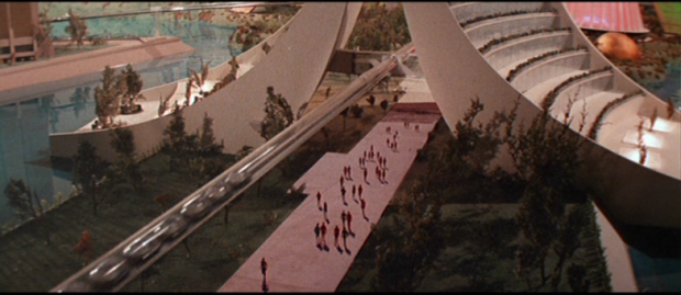 City interior - Logans Run (1976) people 2