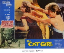 the-cat-girl-poster-for-1957-aip-film-with-barbara-shelley-at-left-BWYTE0
