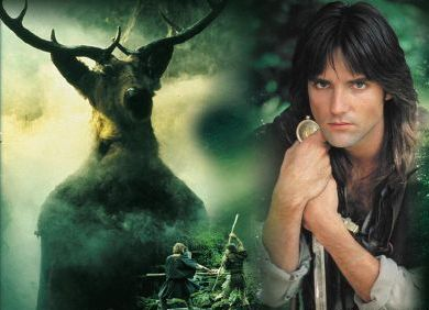 Robin of sherwood and Herne