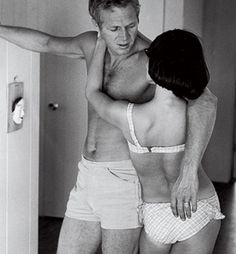 mcqueen and wife